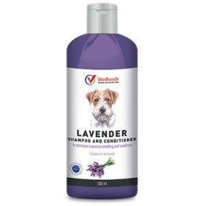 Vetsbrands Lavender Shampoo 250ml